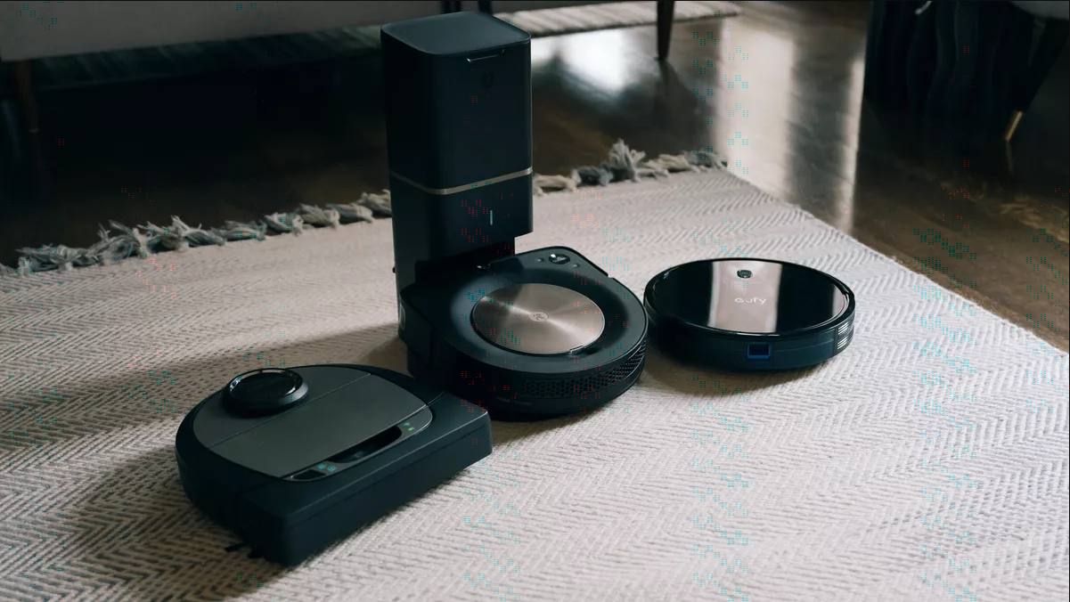 Five robot vacuum cleaners to clean the house without being in it