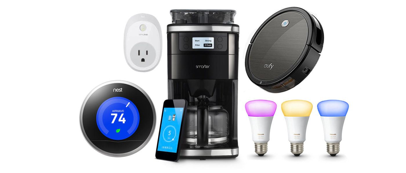 5 devices to make your home smarter
